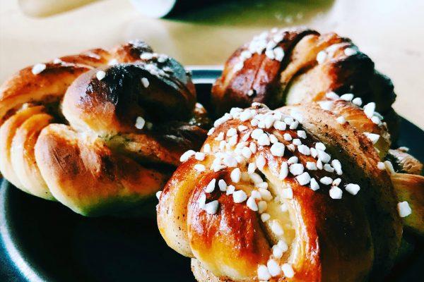 Kaneelbollen, mijn Zweedse zoete zonde