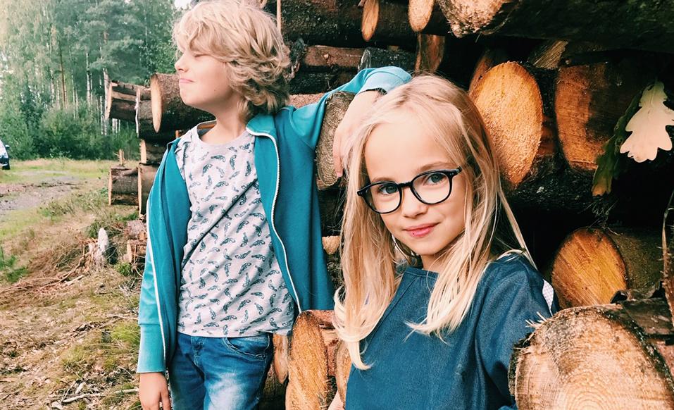 Zijn kinderen in Zweden sneller 'groot'?  Over leren loslaten