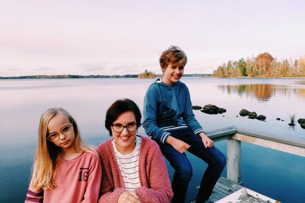 Groeten uit Zweden: column voor Libelle Mama