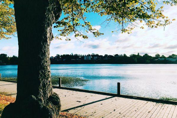 Växjö, de groenste stad van Europa
