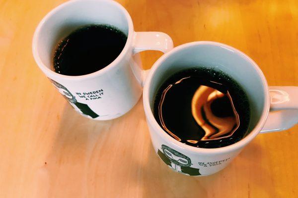 zero waste tip #1: een wasbare koffiefilter