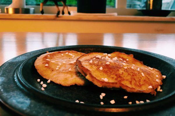 Zin in een gezonde pannenkoek?