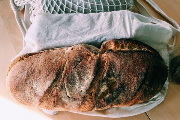 Zero waste tip #2: met je katoenen broodzak naar de bakker