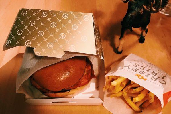 Fast food: vegan en klimaatpositief?