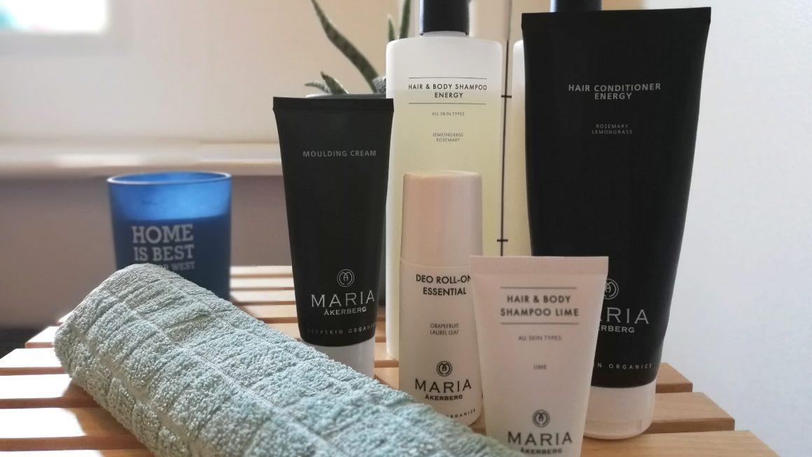 Het Zweedse Maria Åkerberg: gezonde producten met een heerlijke geur
